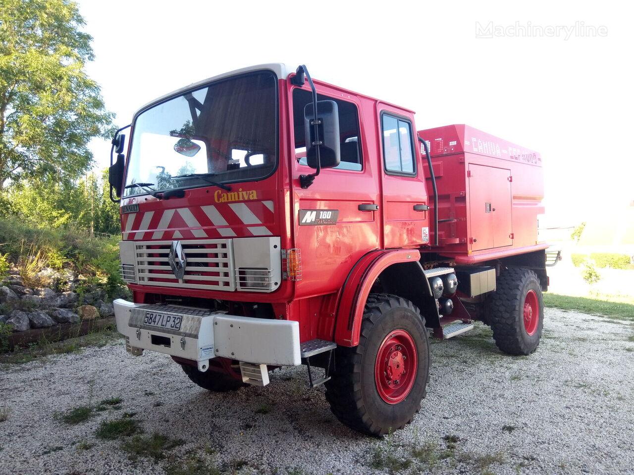 пожарная машина RENAULT M180 4x4 - CCF4000